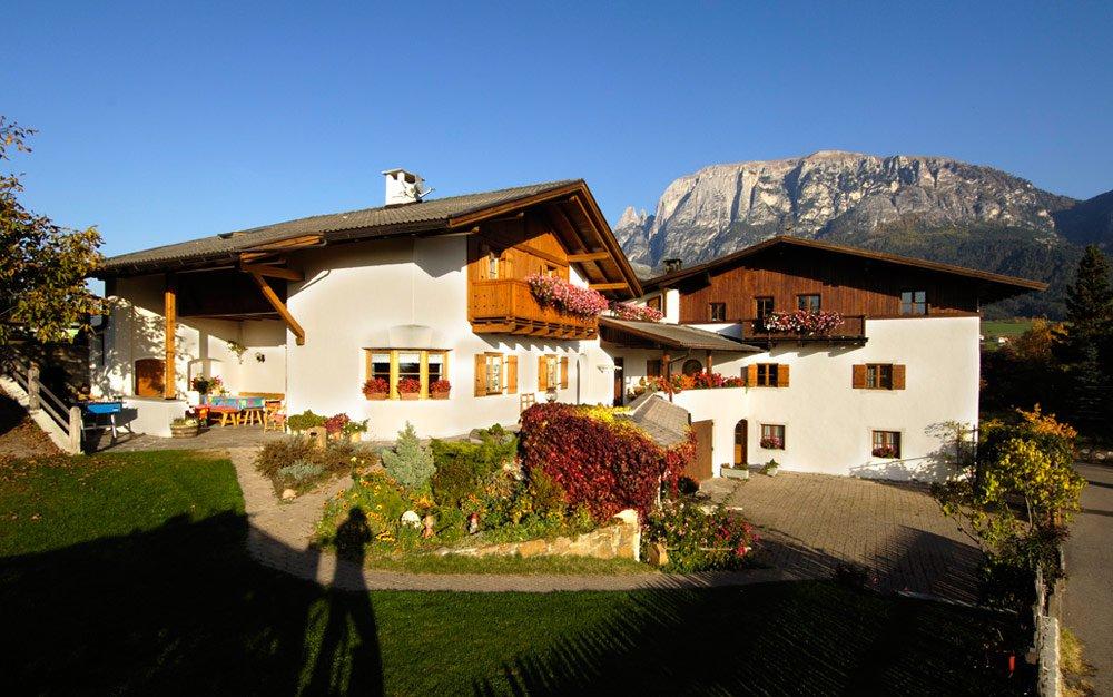 Wander- oder Wellnessurlaub im Florerhof bei Völs am Schlern