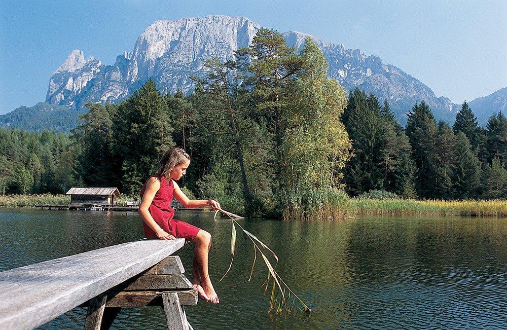 Sommeraktivitäten bei einem Urlaub auf unserem Bauernhof in Südtirol